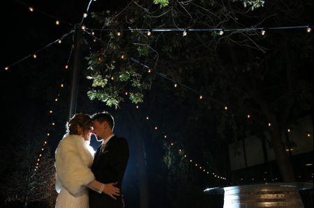 La boda de Enric y Eva: amor bajo el cielo estrellado