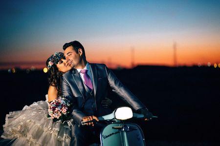 """La boda de Iván y Marga: el """"sí, quiero"""" de dos personalidades arrolladoras"""