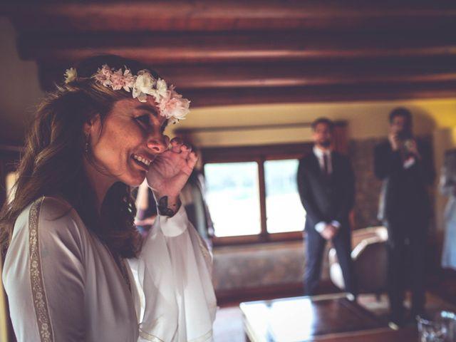Lágrimas de felicidad: las mejores fotos de una novia emocionada
