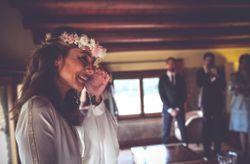 Lágrimas de felicidad: las 40 mejores fotos de una novia emocionada