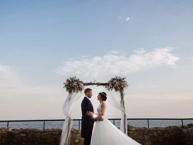 La boda de Mar y Tomi: la mejor casualidad que les regaló Finlandia