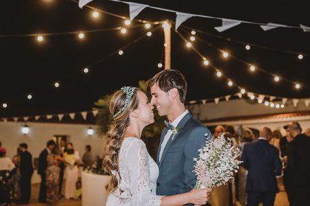 """La boda de Elisabeth y Eduardo: """"vamos a pasárnoslo bien"""" como lema"""
