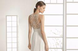Vestidos de novia Rosa Clará 2017: sencillez y perfección en su colección Soft