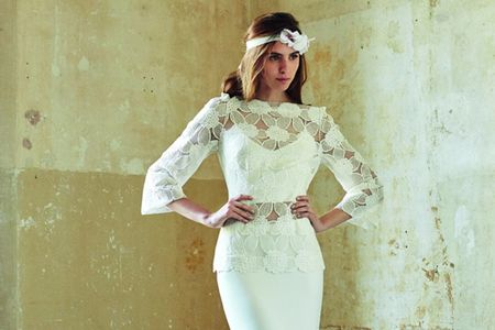 Vestidos de novia Ir, de Raimon Bundó: la exclusividad de la alta costura
