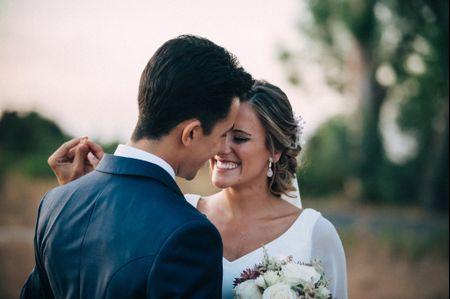 La boda de Paloma y Juan Alberto: la fórmula perfecta entre amor y diversión