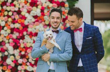 La fiesta que Tomás y Germán organizaron como boda: ¡sencillamente inolvidable!