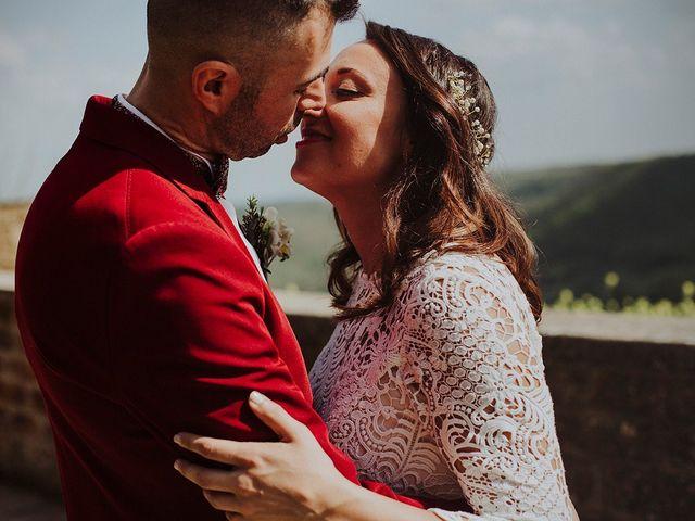 La destination wedding de Fani y Rodrigo en el norte de Italia: ¡de cuento!