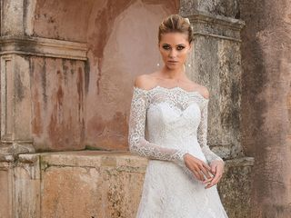 75 vestidos de novia con escote hombros caídos