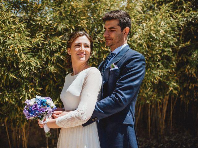 """La boda de Milagros y Roberto: de un intercambio de miradas a un soñado """"sí, quiero"""""""