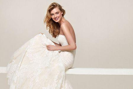 Pronovias presenta su colección de vestidos de novia 2018