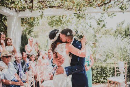 """La boda de Rocío y Alberto: un """"sí, quiero"""" tan emocionante como divertido"""