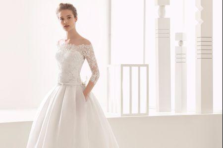 Vestidos de novia Rosa Clará 2017, la colección al completo