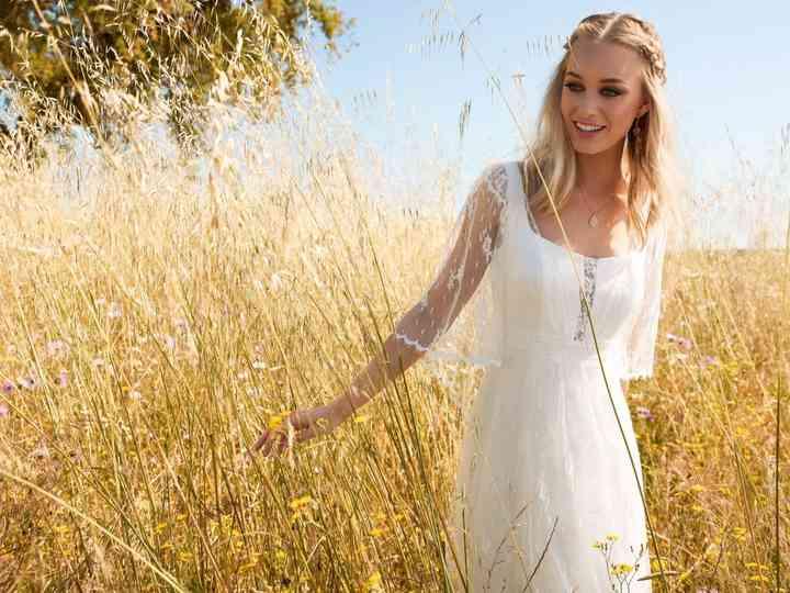 70 Vestidos De Novia De Corte Imperio Puro Romanticismo