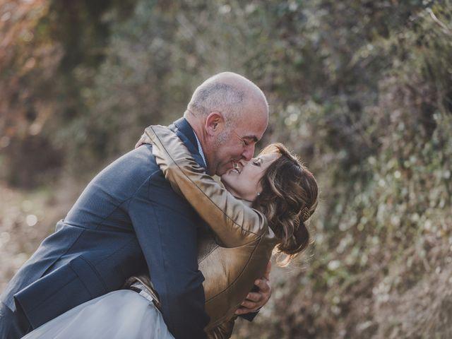 La boda de Núria y Rafael: una historia que fue más allá de una simple amistad