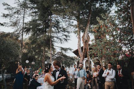"""La boda de Cristina e Ismael: un romántico """"sí, quiero"""" tras 14 años de amor"""
