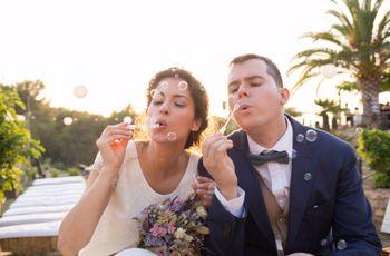 La boda de Henar y Gerard: un amor hecho a medida
