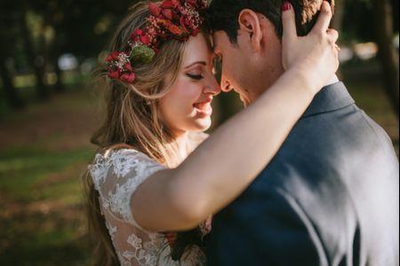 La boda de Irene y Arturo: naturaleza y encanto