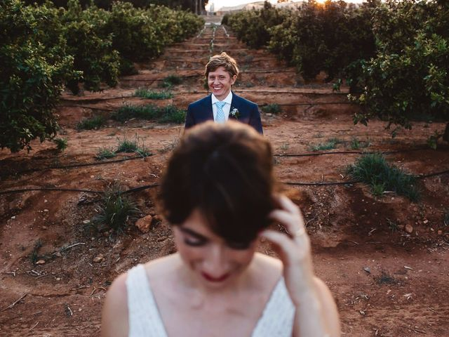 La boda de Maciek y Marisa: el amor que Londres unió