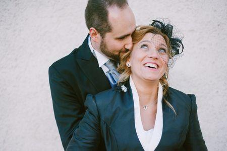 La boda de Isaac y Esther: en un día de septiembre surgió el amor