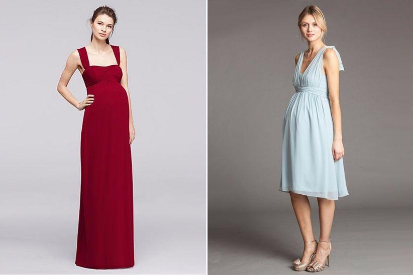 5b1d7ccf2bd08 30 vestidos de fiesta premamá para invitadas embarazadas