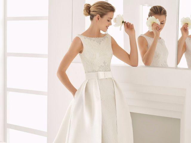 61 vestidos de novia con falda superpuesta para sorprender