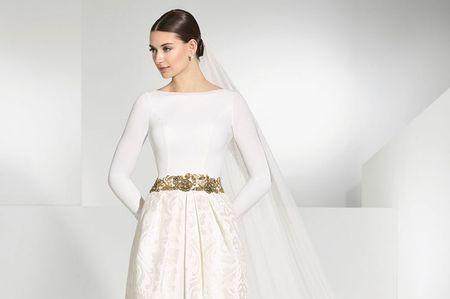 32 vestidos de novia Franc Sarabia 2019