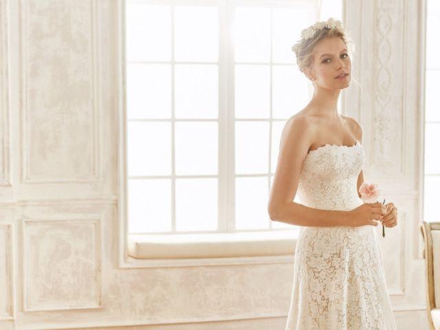 72 vestidos de novia con escote palabra de honor