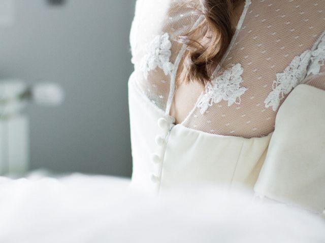 15 vestidos de novia con plumeti para enamorar