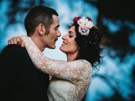 La boda de Quini y Ana: la exquisitez de una profesión y dos corazones