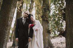 La boda de David y Miriam: un inolvidable festival en pleno otoño
