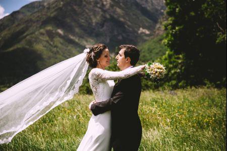 La boda de Mariano y Elena: todo comenzó gracias al baloncesto