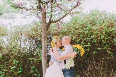 La boda de Marcial y Carola: la demostración más real del amor, la familia y la amistad