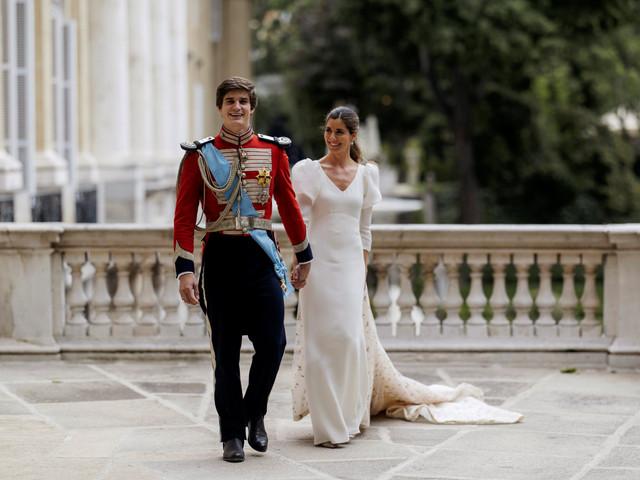 Copy boda: conseguid una boda llena de glamur como la de Carlos Fitz-James y Belén Corsini y... ¡triunfad!