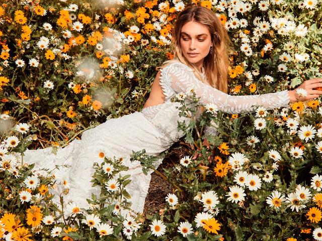 ¿Lista para descubrir los irresistibles vestidos de novia de Catherine Deane 2021?