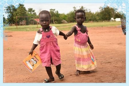 Regalo Azul de UNICEF, el amor ya no es solo cosa de dos