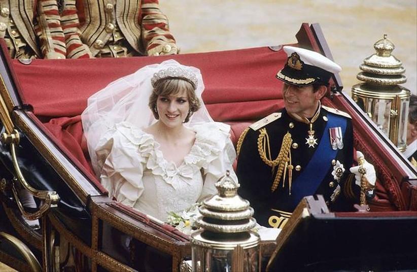 boda de Carlos y Diana, carroza nupcial