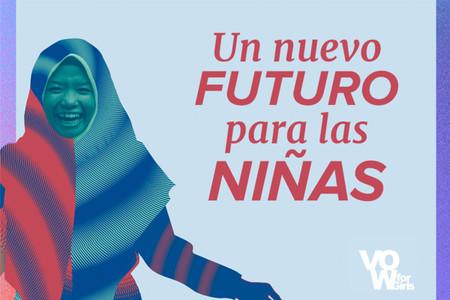 Bodas.net en contra del matrimonio infantil