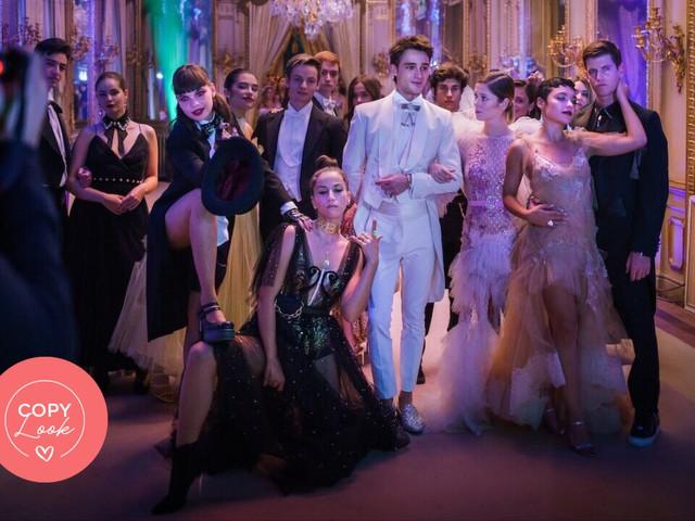 ¡Copy look! Élite: los mejores modelos (y sus réplicas) de la temporada 4 de la serie