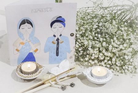 Detalles de boda solidarios de la Fundación Vicente Ferrer