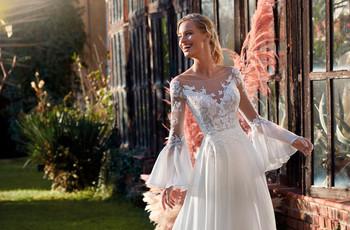 Vestidos de novia Colet 2021: ¡sencillamente irresistibles!
