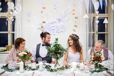 Padres divorciados: protocolo en las bodas