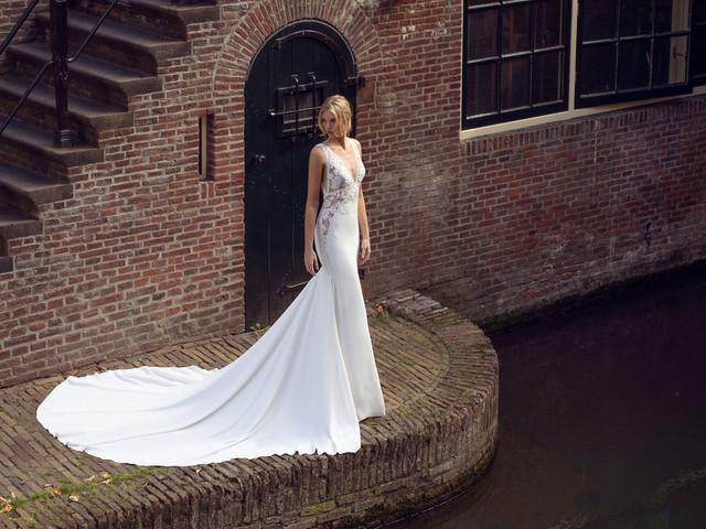Vestidos de novia Modeca 2021: ¡mágicos e irresistibles!