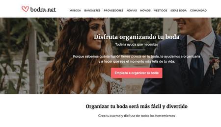 Organiza tu boda fácil y rápidamente con Bodas.net