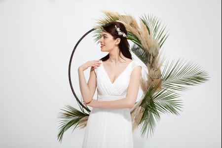 Vestidos de novia Eglantine Créations 2020: ¡'très chic'!
