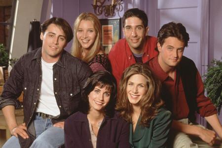 ¡Revivid las bodas de los protagonistas de 'Friends'!