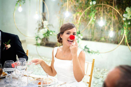 Fundación Theodora, ¡llevad más alegría a vuestra boda!