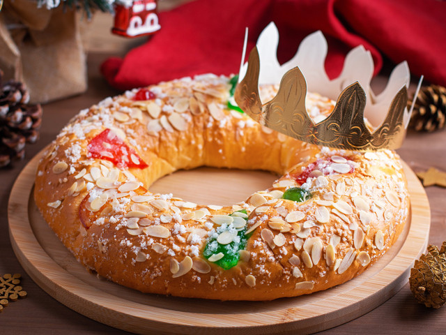 ¿Os apetece un roscón de Reyes el día de vuestra boda?