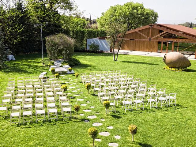 ¿Os gustaría que vuestra boda estuviera rodeada de naturaleza?