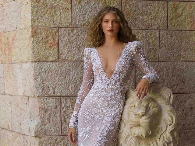 ¡Deslumbra con los vestidos de novia Berta Bridal 2021!