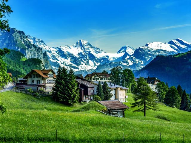 Luna de miel romántica en Suiza: 7 tips imprescindibles